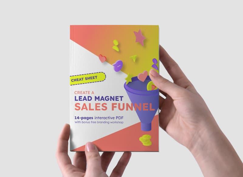 Sales Funnels e-book cover